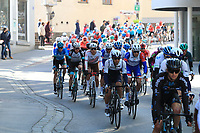 21st April 2021; Inst, Austria;  Cycling Tour des Alpes Stage 3,  Imst in Austria to Naturns/Naturno, Italy; The race start in Imst