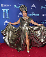 """LOS ANGELES, USA. November 08, 2019: Patrick Starrr at the world premiere for Disney's """"Frozen 2"""" at the Dolby Theatre.<br /> Picture: Paul Smith/Featureflash"""