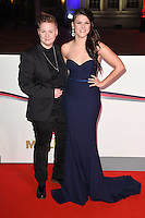 Saara Aalto<br /> at the Millies 2016, Guildhall, London.<br /> <br /> <br /> ©Ash Knotek  D3212  14/12/2016