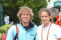 1-6-06,France, Paris, Tennis , Roland Garros,
