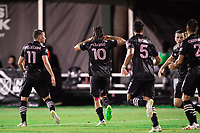 LAKE BUENA VISTA, FL - JULY 14:  during a game between Inter Miami CF and Philadelphia Union at Wide World of Sports on July 14, 2020 in Lake Buena Vista, Florida.