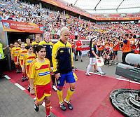 Fifa Women's World Cup Germany 2011 : Colombia - Sweden at Bayarena Leverkusen : Caroline Seger.foto DAVID CATRY / Vrouwenteam.be