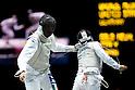 2012 Olympic Games - Fencing - Men's Team Foil final