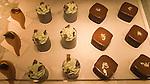 Pastry, Yauatcha Restaurant, London, city, England, UK, United Kingdom, Great Britain, Europe, European