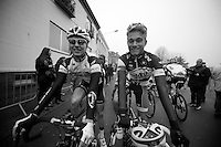 GP Samyn 2012.Tosh Van Der Sande.