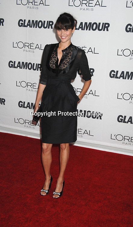 """Emma Hening ..arriving at The Glamour Magazine's 2006  """"Women of the Year"""" Awards on October 30, 2006 at Carnegie Hall. ..Robin Platzer, Twin Images"""