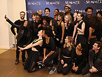 """LaChanze, Storm Lever and Ariana DeBose with the cast attend the Meet & Greet for """"Summer: The Donna Summer Musical"""" on March 8, 2018 at the New 42nd Street Studios,  in New York City."""