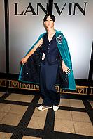 OCT O3 Lanvin backstage at Paris Fashion Week