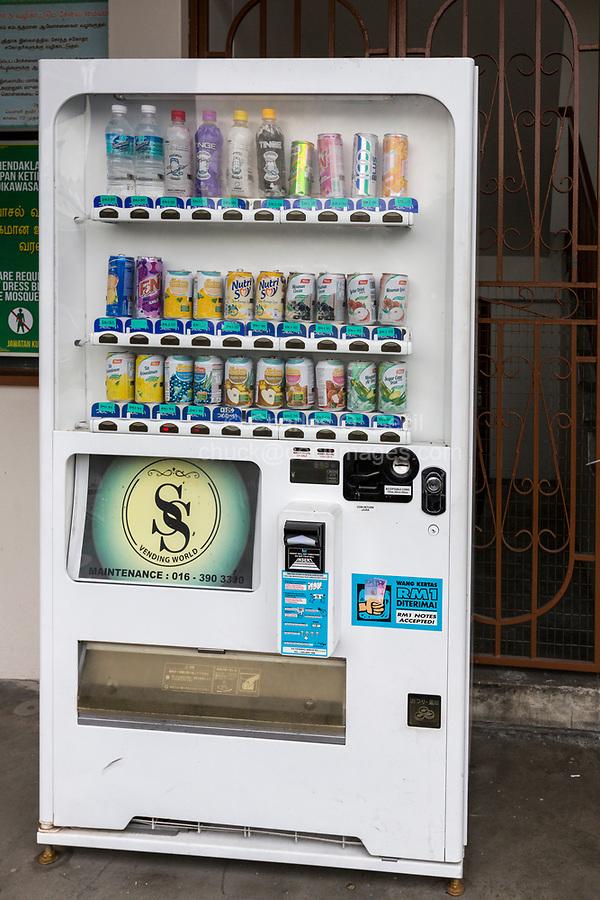 Water and Juice Vending Machine, Ipoh, Malaysia.