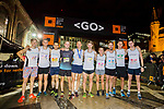 After Race - Bloomberg Square Mile Relay London 2017