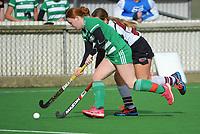 Manawatu v North Harbour 2. 2021 National Women's Under-18 Hockey Tournament at National Hockey Stadium in Wellington, New Zealand on Sunday, 11 July 2021. Photo: Dave Lintott / lintottphoto.co.nz https://bwmedia.photoshelter.com/gallery-collection/Under-18-Hockey-Nationals-2021/C0000T49v1kln8qk