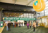 20-2-08, Netherlands, Rotterdam ABNAMROWTT 2008, entree hoofdingang arena