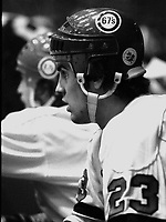 Ed Hospodar Ottawa 67's. Photo Scott Grant