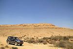 Wadi Hazaz in the Negev