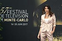 JACQUELINE MAC INNES WOOD - Photocall 'AMOUR GLOIRE ET BEAUTE' - 57ème Festival de la Television de Monte-Carlo. Monte-Carlo, Monaco, 18/06/2017. # 57EME FESTIVAL DE LA TELEVISION DE MONTE-CARLO - PHOTOCALL 'AMOUR GLOIRE ET BEAUTE'