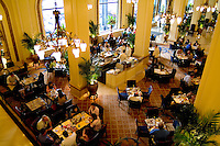 The Good Life in Hong Kong Kowloon side with elegant high tea at one of the best hotels in the world The Peninsula and thepeople having delightful lunch and tea at this Expensive Hotel and lif