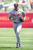Nate Schierholtz / Fresno Grizzlies..Photo by:  Bill Mitchell/Four Seam Images