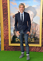 "LOS ANGELES, USA. January 11, 2020: Stephen Gaghan at the premiere of ""Dolittle"" at the Regency Village Theatre.<br /> Picture: Paul Smith/Featureflash"