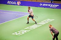 19-12-10, Tennis, Rotterdam, Reaal Tennis Masters 2010,   Thiemo de Bakker