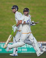 131110 Plunket Shield Cricket - Wellington Firebirds v Central Stags