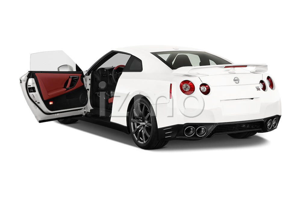 2014 Nissan GTR Coupe