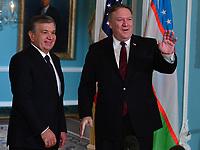 U.S. - Uzbekistan