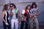 VAN HALEN Van Halen, Donnington Monsters of Rock 1984 Donnington 1984