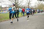 2020-02-23 Hampton Court Half 045 PT Finish rem