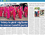 The Sunday Times (UK). Published on 9th October 2011