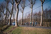 break of the day<br /> <br /> 70th Kuurne-Brussel-Kuurne 2018<br /> Kuurne › Kuurne: 200km (BELGIUM)