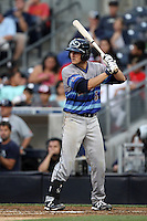 Catcher Nick Ciuffo #5 of Lexington H.S. in Lexington, South Carolina participates in the Perfect Game All American Classic at Petco Park on August 12, 2012 in San Diego, California. (Larry Goren/Four Seam Images)