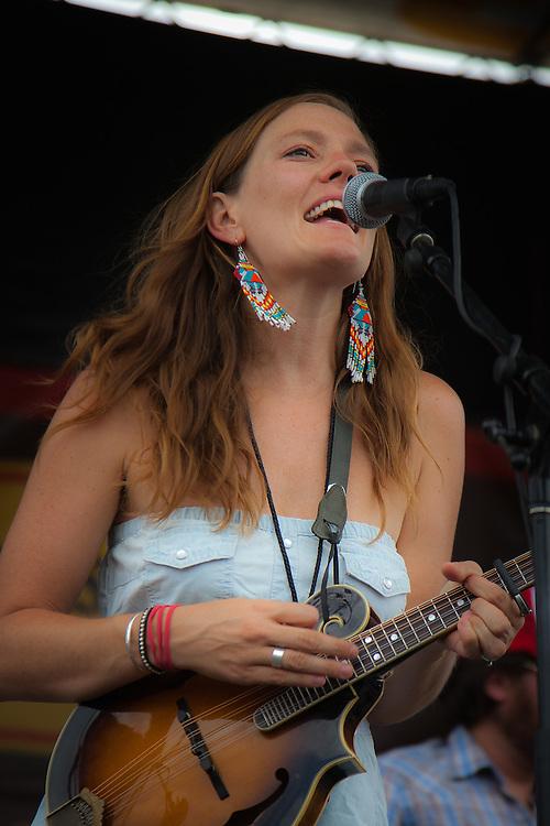 Kelly Mckwee of The Trishas