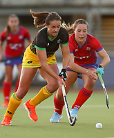201112 Women's Premier Hockey League - Southern Alpines v Central Falcons