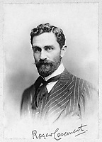 BNPS.co.uk (01202 558833)<br /> Pic: BNPS<br /> <br /> Pictured: Roger Casement in 1910.<br /> <br /> A First World War medal awarded to a British Prisoner of War whose evidence helped hang traitor Sir Roger Casement has been unearthed.<br /> <br /> Private John Neill witnessed the Foreign Office diplomat-turned-Irish revolutionary try and recruit Irish PoWs to fight for Germany against Britain.<br /> <br /> In return Casement sought German help and weapons for the Easter Rising of 1916, the bloody revolt by Irish republicans against British rule in which over 200 men were killed.