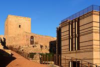 Parador Castillo de Lorca,  Provinz Murcia, Spanien, Europa