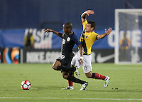 Frisco, TX. - May 25, 2016: The USMNT defeat Ecuador 1-0 from a Darlington Nagbe goal in an international friendly match at Toyota Stadium.