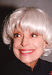 """Carol Channing attends the Opening night of """"Picnic"""" at the Rounabout Theatre,New York City onApril 21, 1994."""
