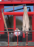 09.10.2017, Football 1. Bundesliga 2017/2018, FC Bayern Muenchen, <br /> Hasan Salihamidzic (Bayern Muenchen)  *** Local Caption *** © pixathlon<br /> <br /> +++ NED + SUI out !!! +++<br /> Contact: +49-40-22 63 02 60 , info@pixathlon.de