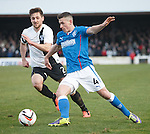 Fraser Aird and Adam Hunter