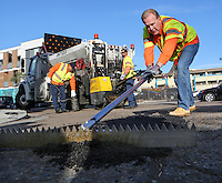Potholes Faulconer