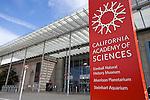 United States of America, California, San Francisco: California Academy of Sciences museum in Golden Gate Park | Vereinigte Staaten von Amerika, Kalifornien, San Francisco: California Academy of Sciences Museum im Golden Gate Park