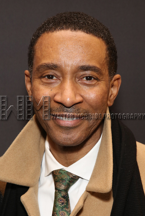 "Charles Randolph-Wright attends the Broadway Opening Night Performance  for ""Network"" at the Belasco Theatre on December 6, 2018 in New York City."
