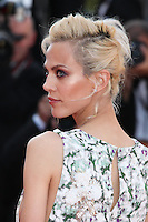 AYMELINE VALADE - RED CARPET OF THE FILM 'THE LAST FACE' AT THE 69TH FESTIVAL OF CANNES 2016
