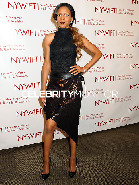 NEW YORK CITY, NY, USA - JUNE 18: Singer Michelle Williams arrives at the 2014 New York Women In Film And Television Awards Gala held at the McGraw Hill Building on June 18, 2014 in New York City, New York, United States. (Photo by Celebrity Monitor)