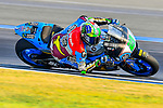 EG 0,0 Marc VDS's rider Franco Morbidelli of Italy rides during the MotoGP Official Test at Chang International Circuit on 18 February 2018, in Buriram, Thailand. Photo by Kaikungwon Duanjumroon / Power Sport Images
