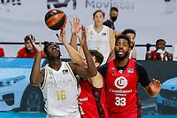 2020.09.25 ACB Real Madrid Baloncesto VS Casademont Zaragoza