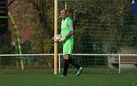 Christian Kreutzberg (Gustavsburg) - 04.10.2020: Fussball Kreisliga A Germania Gustavsburg vs. TSV Goddelau