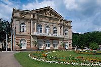 Theater in Baden-Baden, Baden-Württemberg, Deutschland