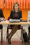 20150225 Queen Letizia of Spain at the Royal Board on Disability
