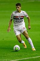 23rd August 2020; Estadio Ilha do Retiro, Recife, Pernambuco, Brazil; Brazilian Serie A, Sport Recife versus Sao Paulo; Victor Bueno of Sao Paulo breaks forward on the ball